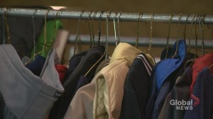 Cold-hearted thieves target Calgary charity's warm clothing